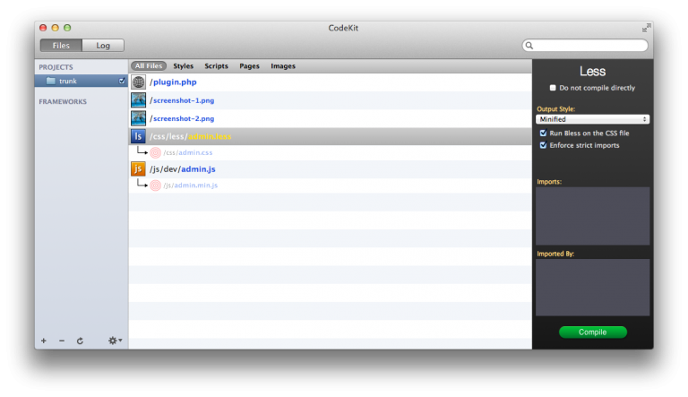 CodeKit for Simple Post Message
