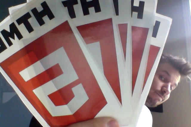 Giveaway: HTML5 Stickers