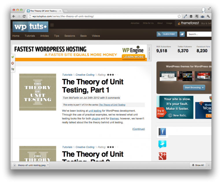 Why Unit Testing is Important in WordPress