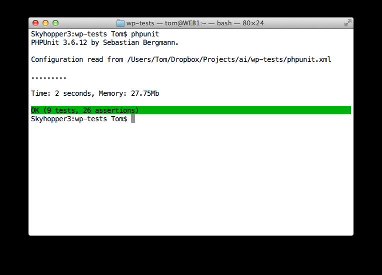How To Unit Test WordPress Settings API Validators