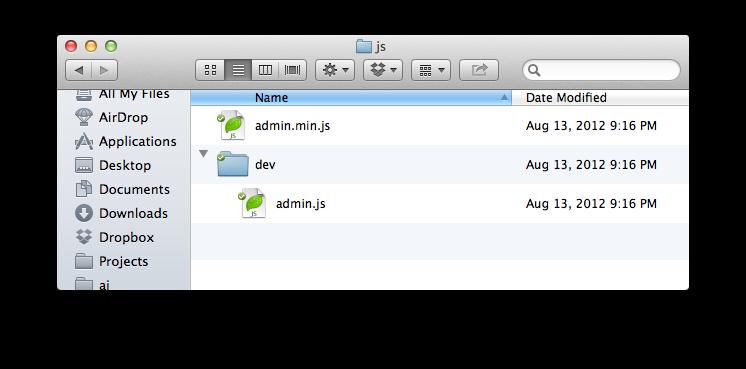 Organizing WordPress Plugin Files