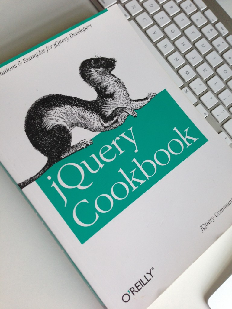 jQuery Cookbook - First Edition