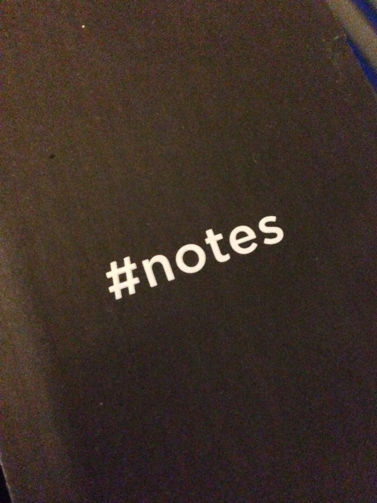 Blogging Notes