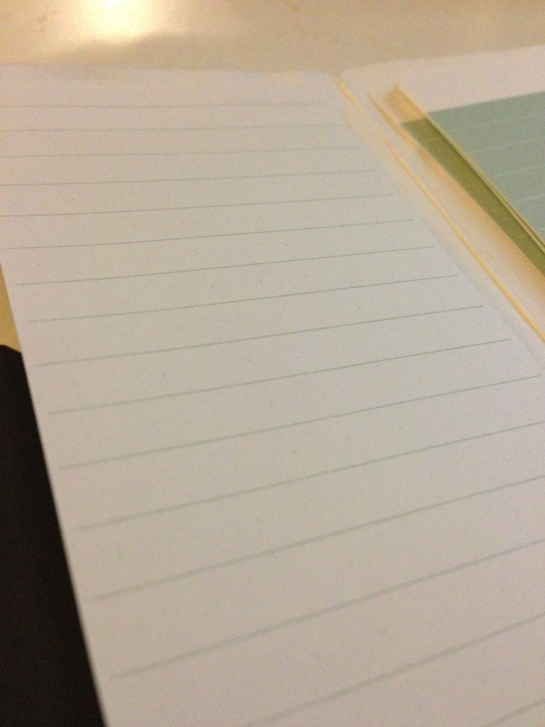 Blogging Notes - Additional Space For Drafting