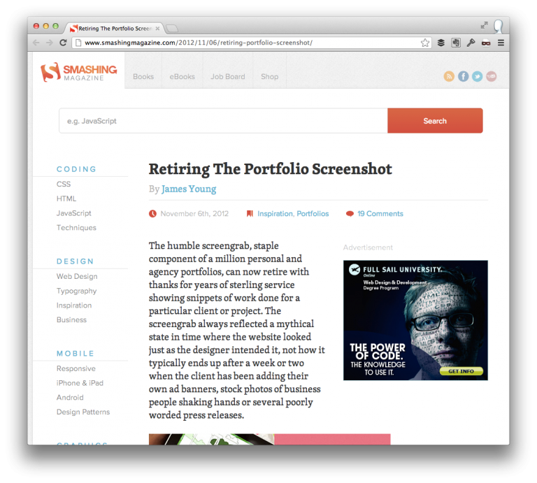 WordPress Case Study
