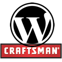 WordPress Craftsman Logo