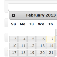 Incorporating The jQuery Date Picker in WordPress