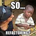 Refactoring WordPress