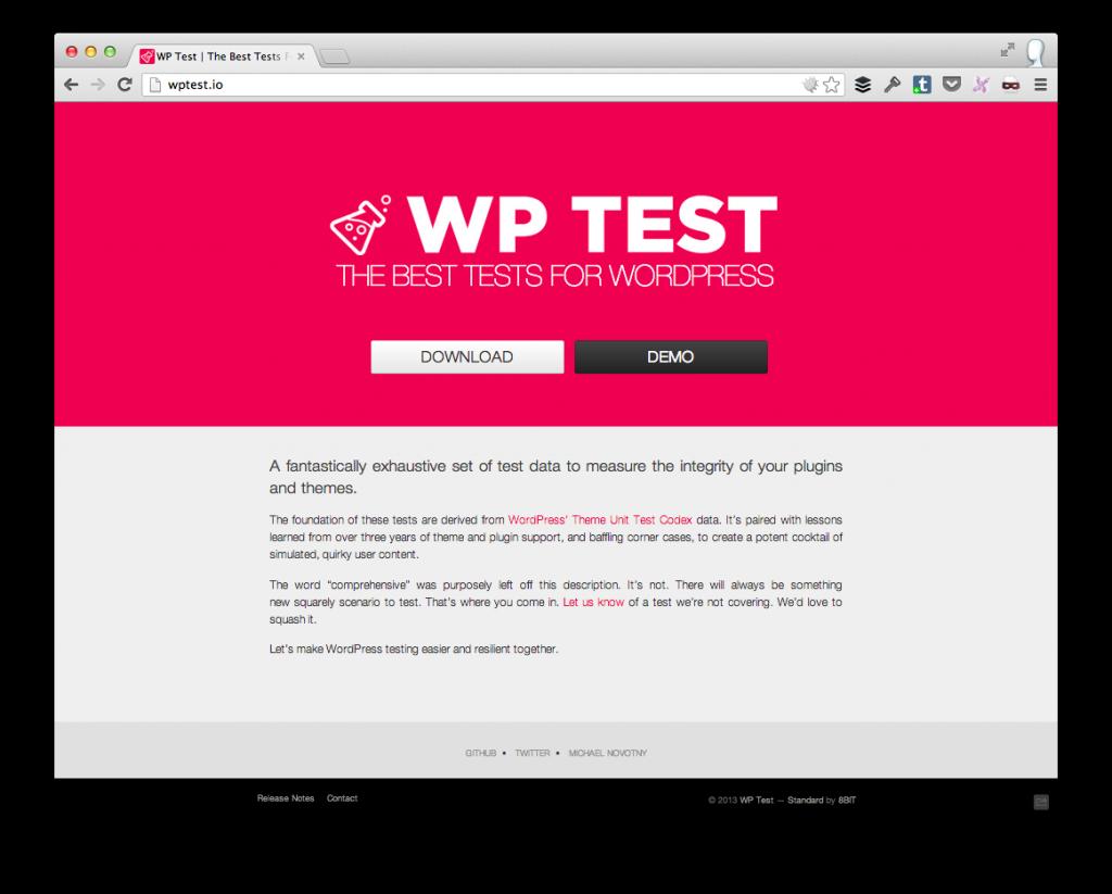 WP Test