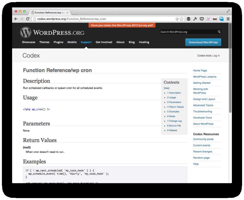 Properly Setting Up WordPress Cron Jobs | Tom McFarlin