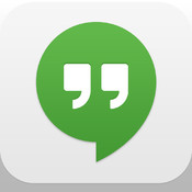 Hangouts For iPhone
