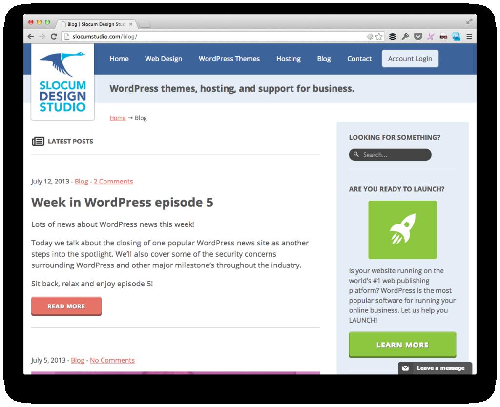 Week in WordPress