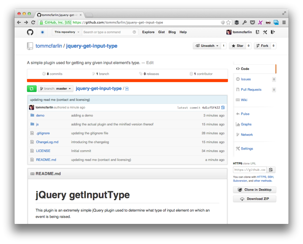 jQuery Get Input Type
