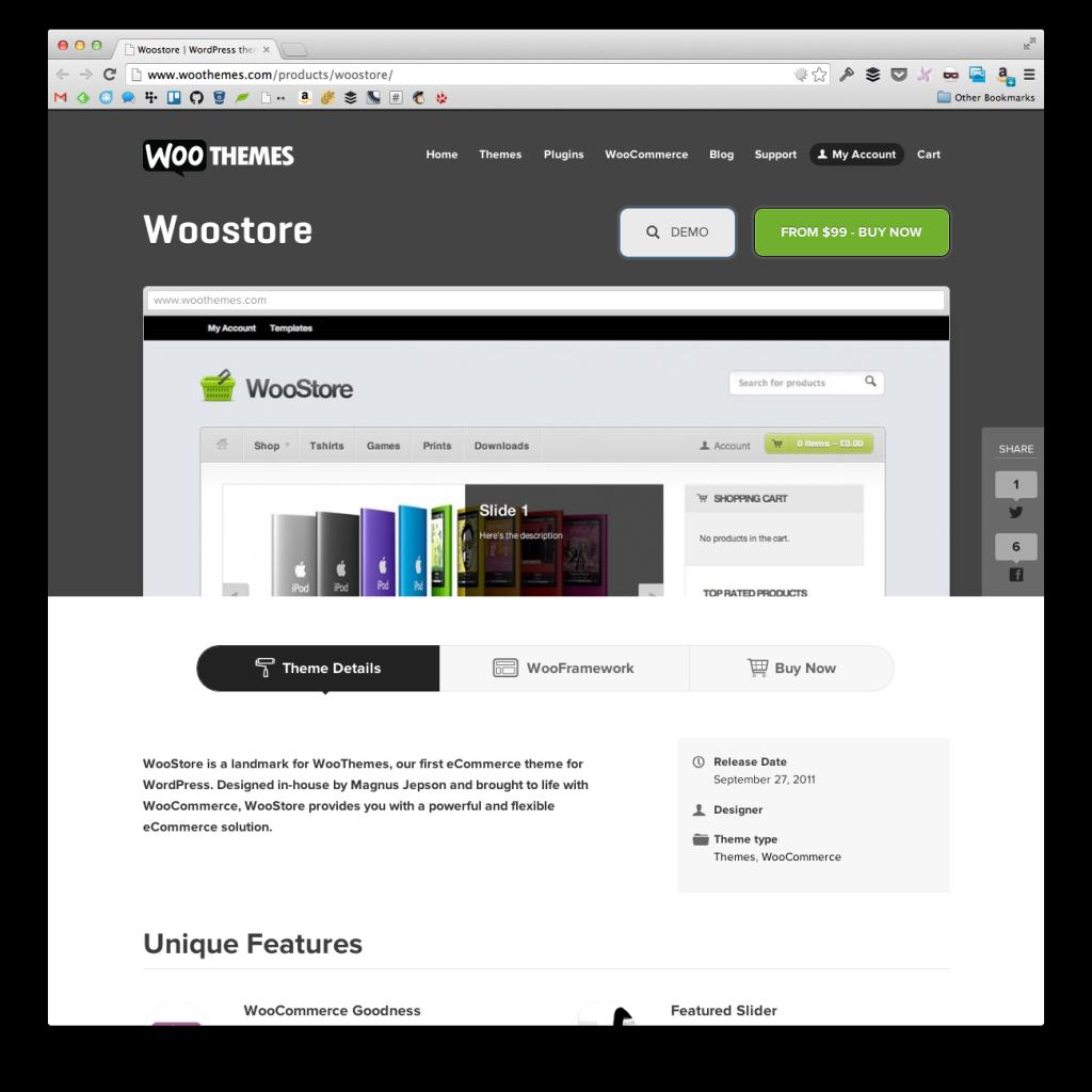 WooStore