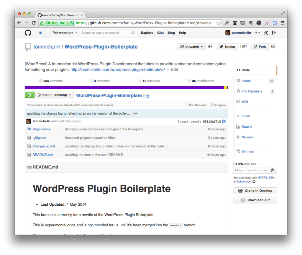 The WordPress Plugin Boilerplate 3.0