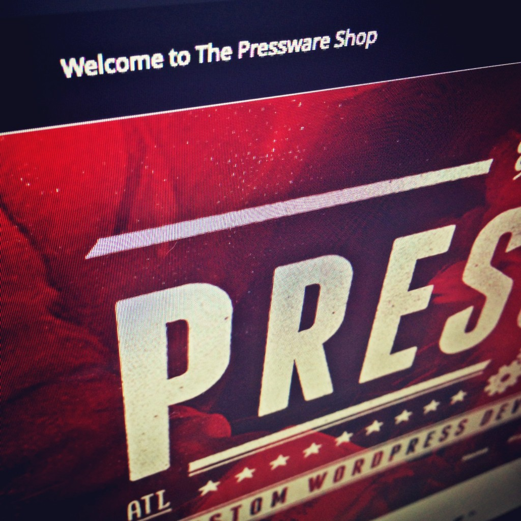 The Pressware Shop