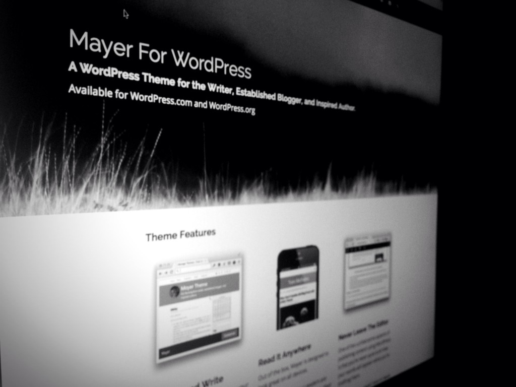 Mayer For WordPress