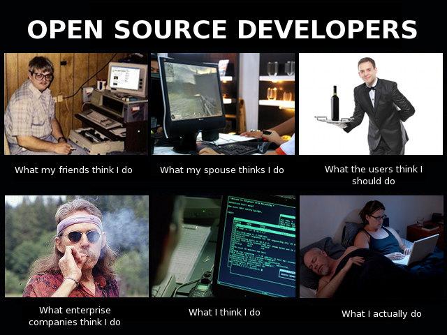 Open Source Developers