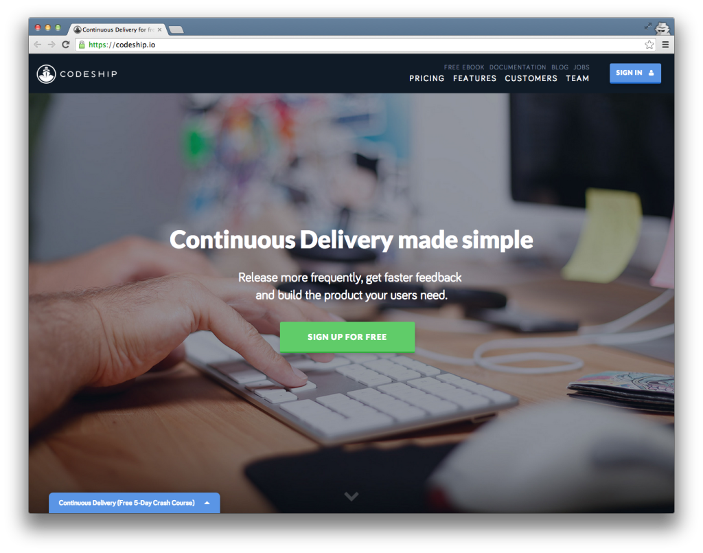 Continuous Deployment For WordPress