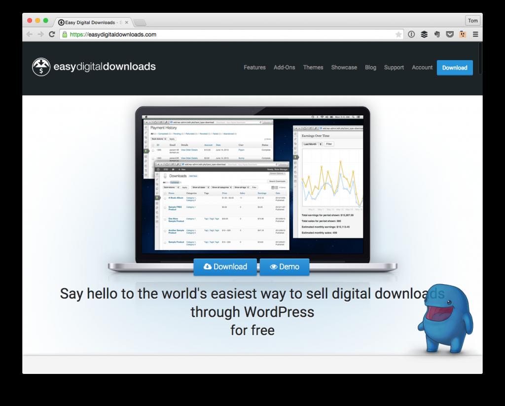 Easy Digital Downloads