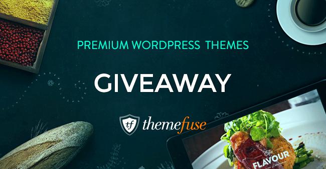ThemeFuse Theme Giveaway