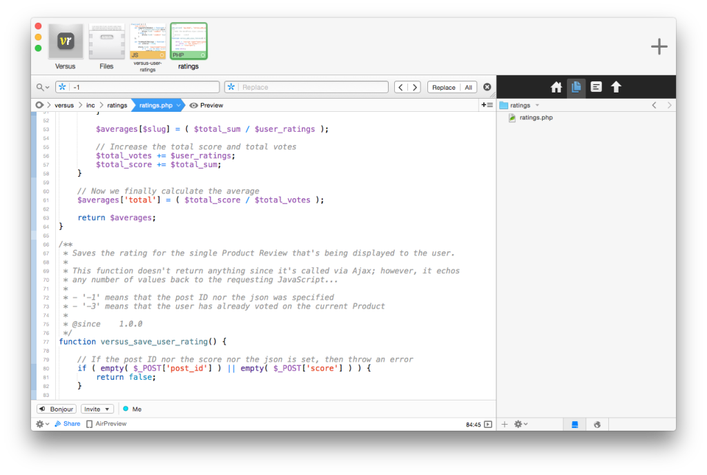Ajax in WordPress: Error Codes