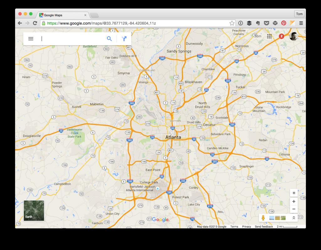 Programmatically List Google Maps Markers Tom Mcfarlin