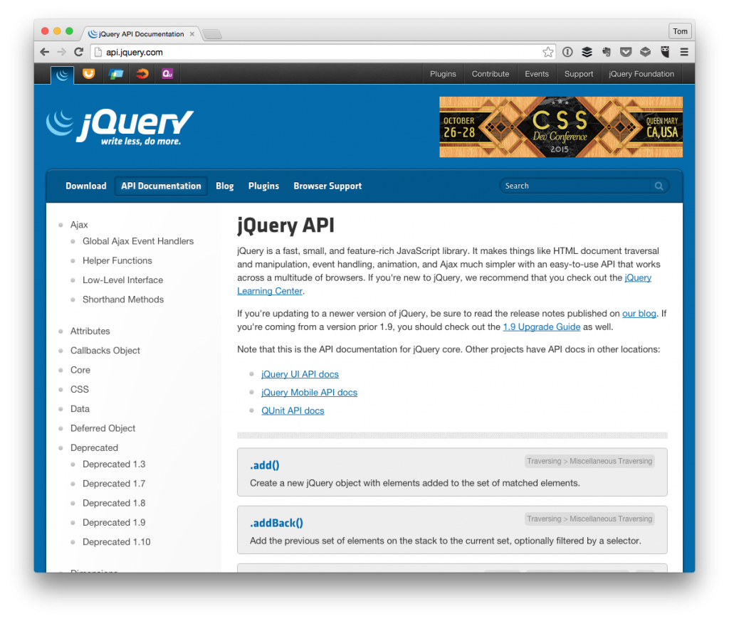 Get Values of Multiple Elements in jQuery | Tom McFarlin