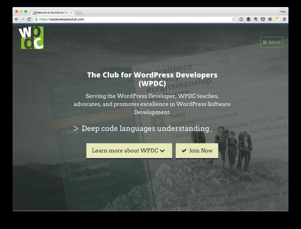 WordPress Developers Club