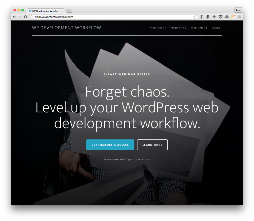 WP Workflows