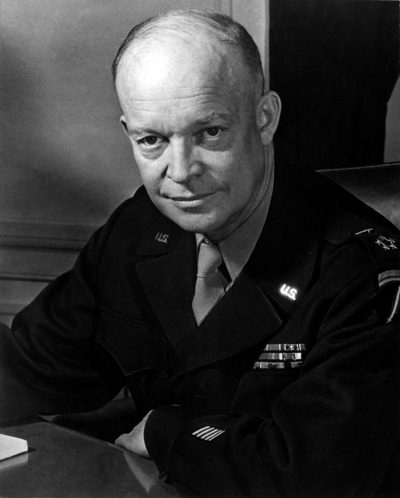 General Dwight Eisenhowe