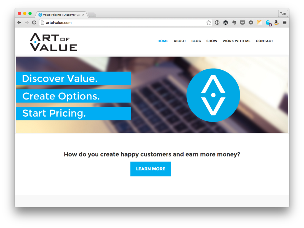 The Art of Value