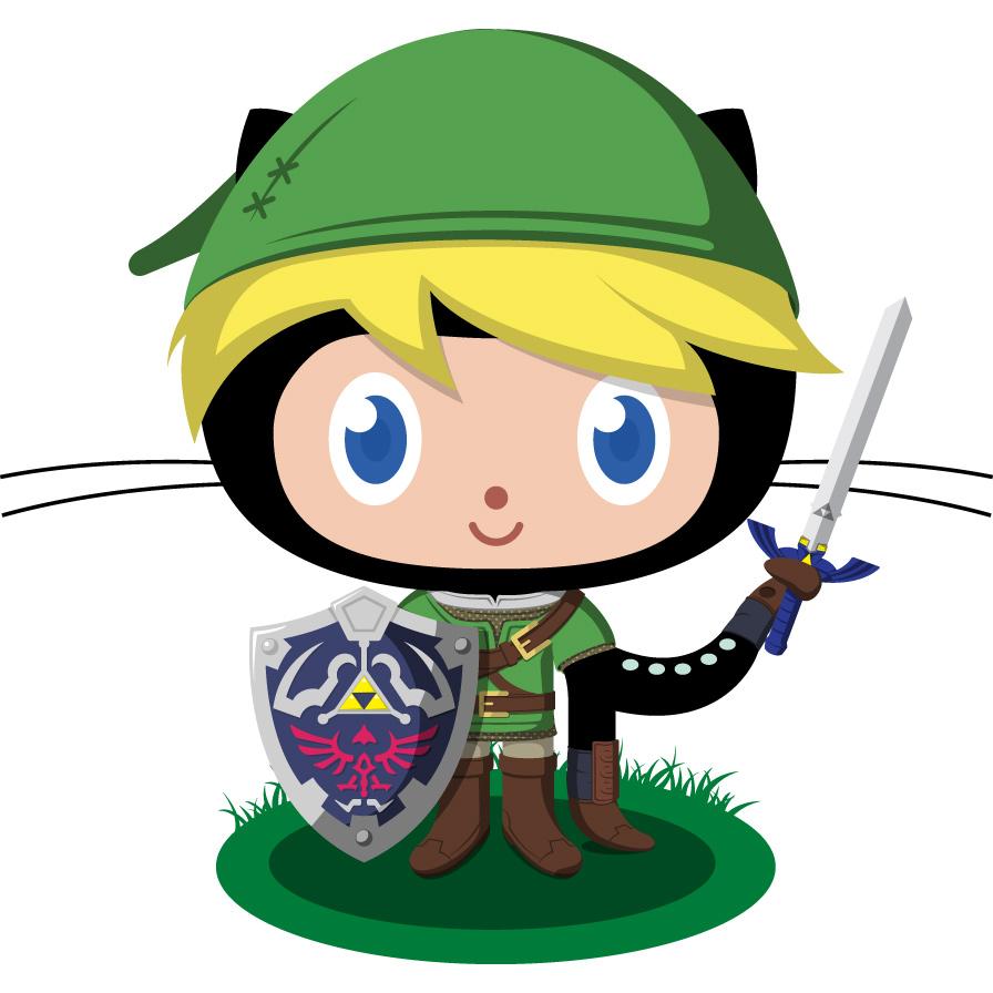 Linktocat has always been one of my favorites.