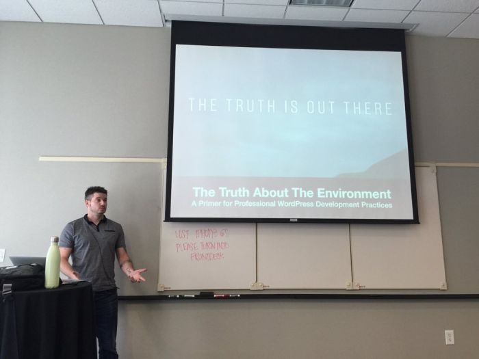 The Truth About Development Environments