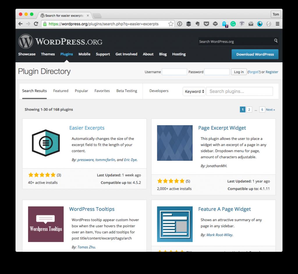 WordPress Developer: Plugin