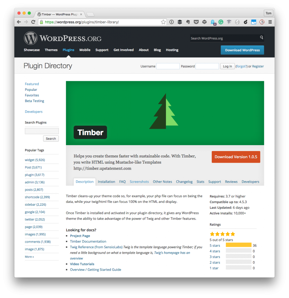 Partials And Templates In Wordpress Tom Mcfarlin