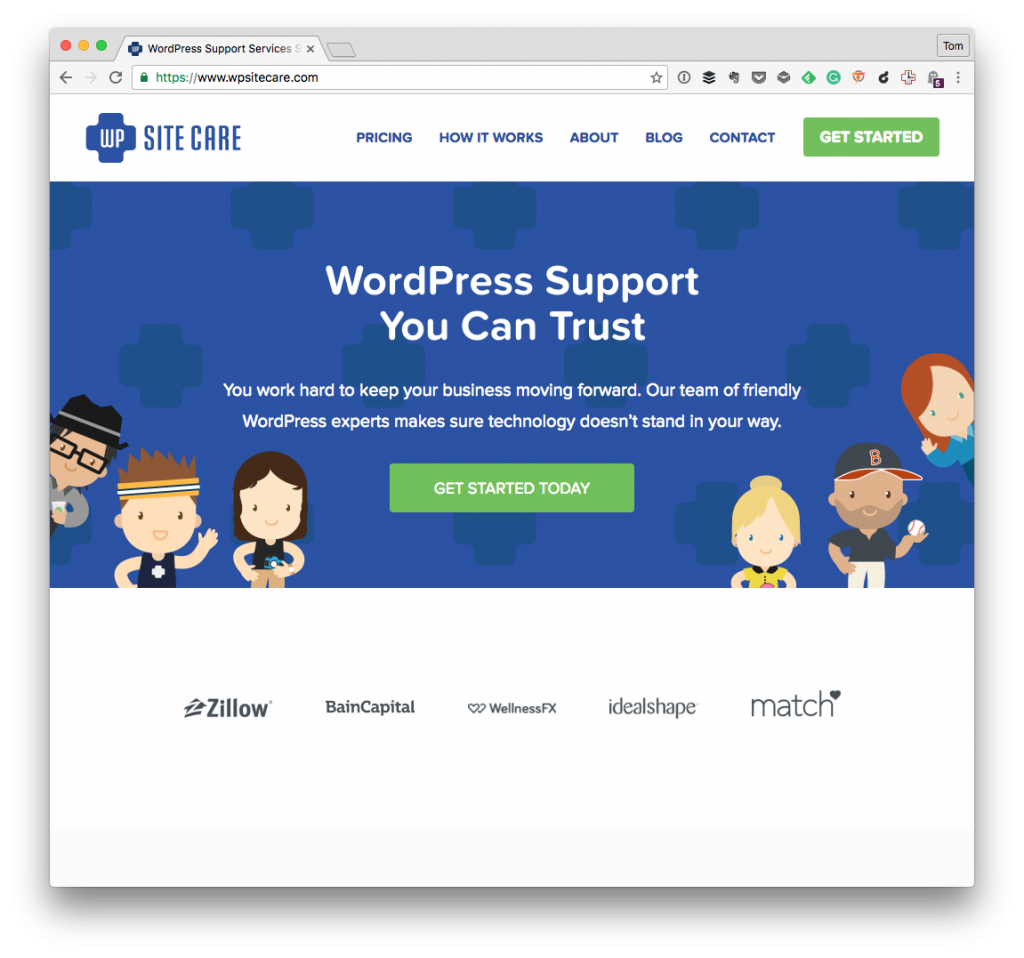 Involvement and Improvement in WordPress: Customer Support