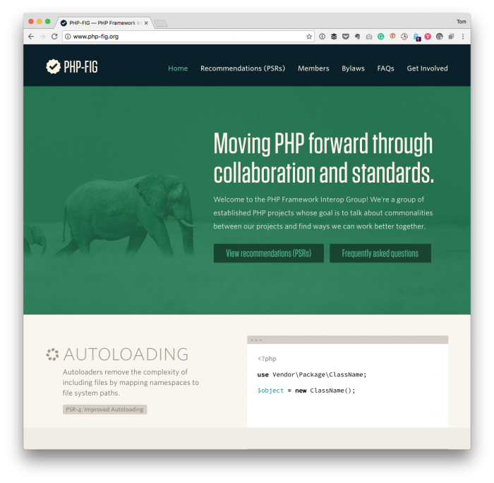 PSRs or WordPress Coding Standards: The PSRs