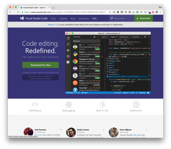Setting Up PHP CodeSniffer in Visual Studio Code | Tom McFarlin
