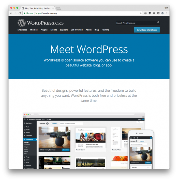 Why Keep Using WordPress?