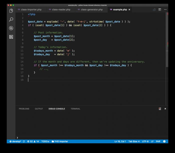 Using Visual Studio For Date Comparison