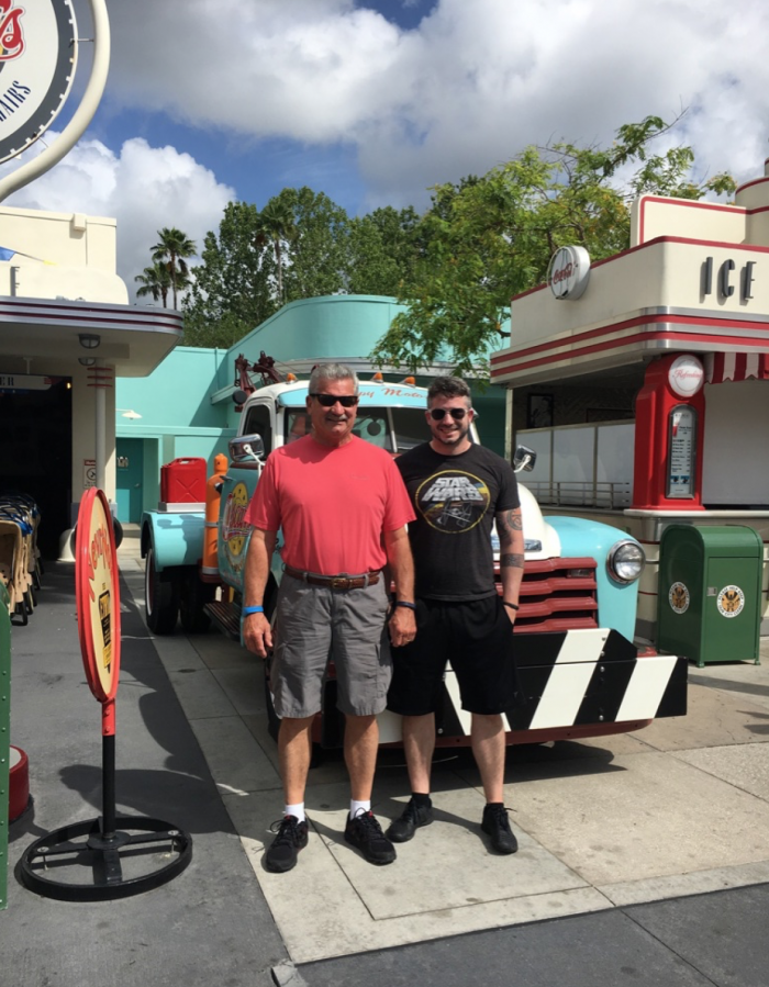 Managing Work on Vacation: Hollywood Studios