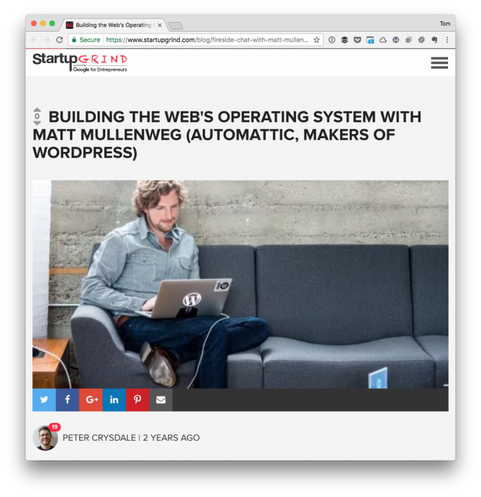 How I See WordPress: A Web Operating System