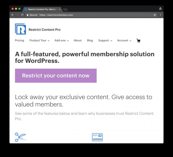Improving content via memberships.
