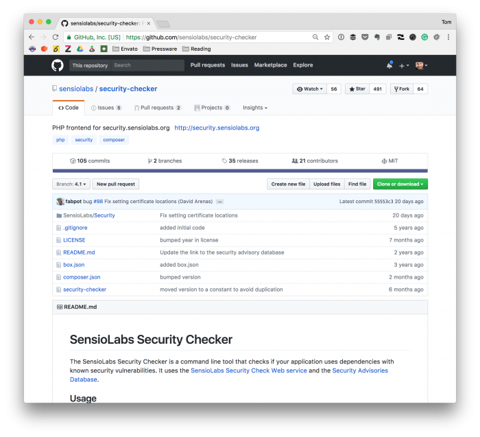 Libraries for WordPress Plugins: Security Checker