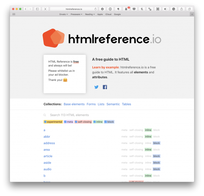 WordPress-Related Resources: HTML5
