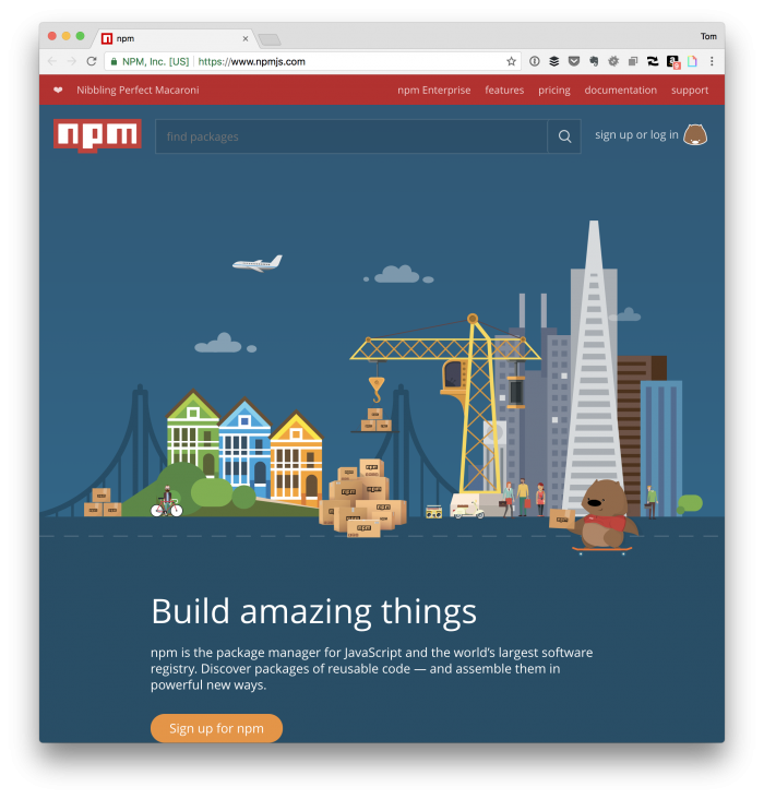 CodeKit and Composer: NPM