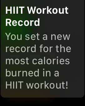 Fitness in 2018, Part 1: HIIT