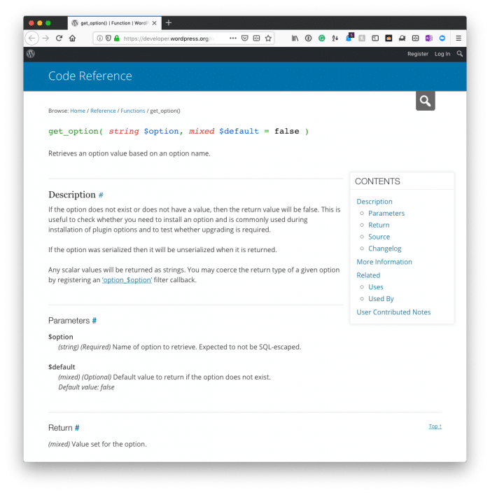 Initializing Plugin Settings